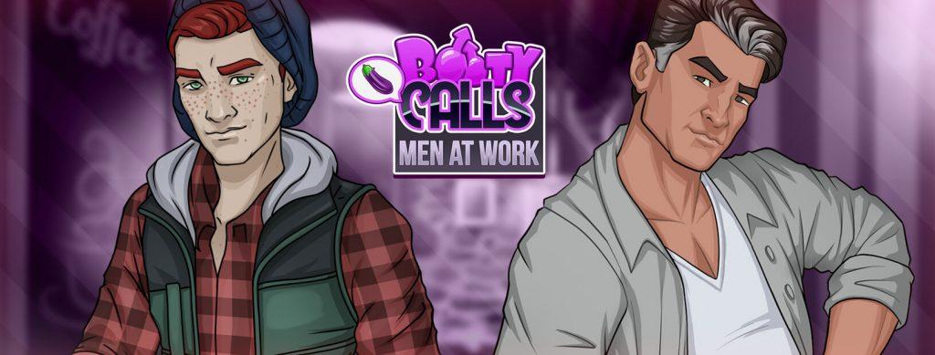 booty calls men at work mod